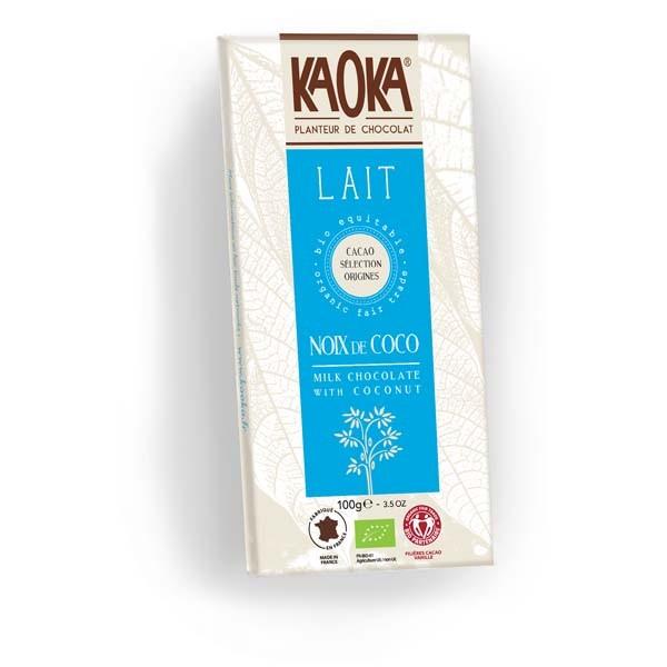 Chocolat-bio-équitable-lait-noix-coco-KAOKA