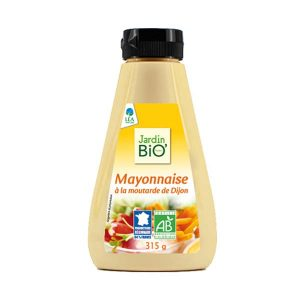 Jardin BIO Mayonnaise de Dijon, органический майонез, киев, купить