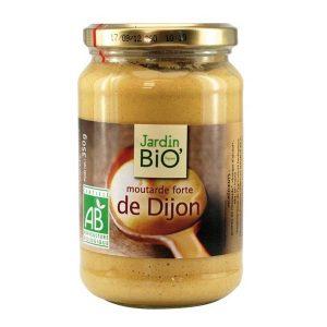 Jardin BIO Montrade Forte de Dijon, горчица, органическая горчица, дижонская горчица, киев, купить