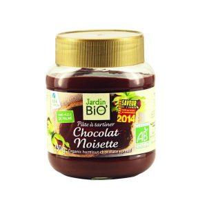 Jardin BIO Noisette Cacao, органический шоколадный крем, киев, купить