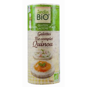 Jardin BIO Quinoa, хлебцы без глютена, хлебцы, органические хлебцы, киев, купить