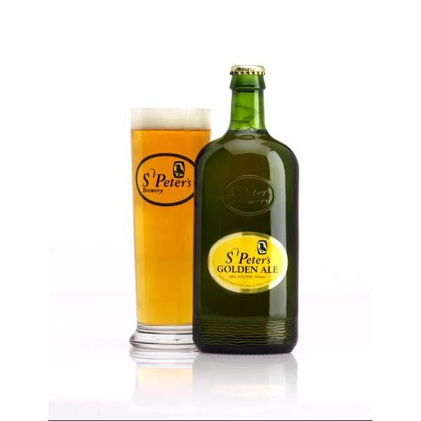 St.Peters Golden Ale