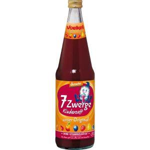 Voelkel 7 гномов, органический детский сок, детский сок, мультивитаминный сок, киев, купить