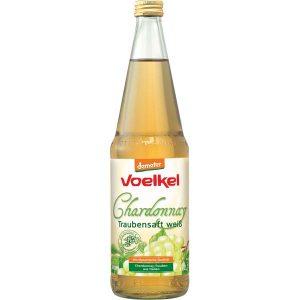 Voelkel Chardonnay, органический сок, виноградный сок, киев, купить