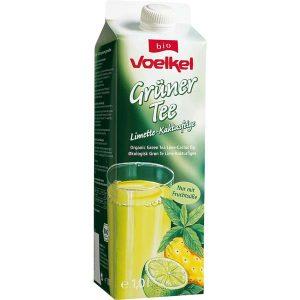 Voelkel Green Tea, органический зеленый чай, киев, купить