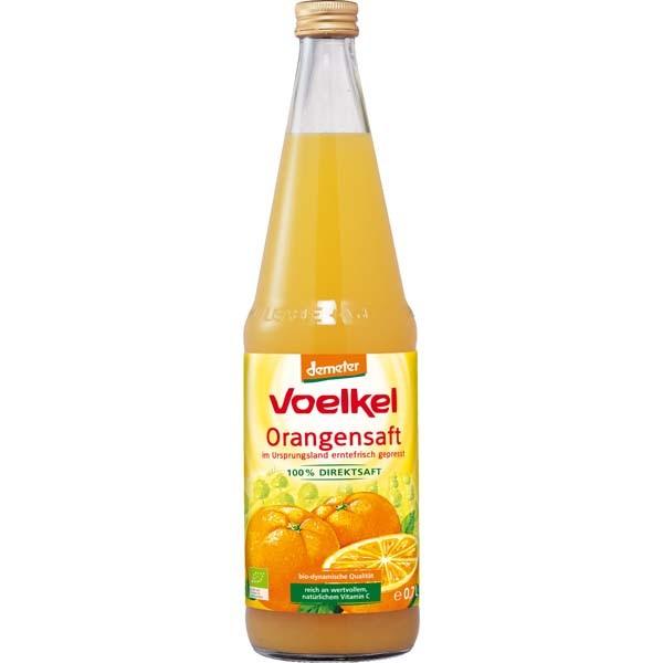 Voelkel Orangensaft 700