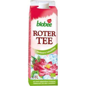 Voelkel Red Ice Tea, органический красный чай, холодный чай, киев, купить