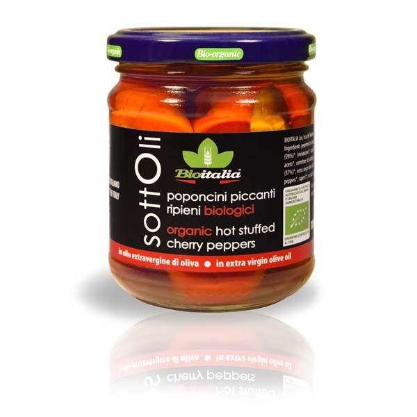 Кисло-сладкий перец Poponcini Bioitalia, bioitalia, органический перец, купить, киев