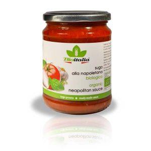Bioitalia Neapolitan Sauce, органический воус, неаполитанский соус, купить, киев
