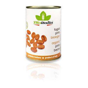 Bioitalia Pinto Beans , органическая фасоль