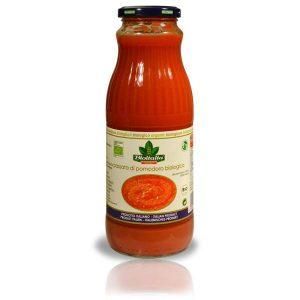 Bioitalia Strained Tomatoes, органические томаты, органические помидоры, органическая томатная паста, томатный соус, купить, киев