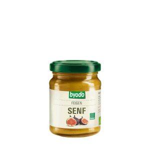Byodo Figue Mustard, органическая горчица, горчица с инжиром, киев, купить