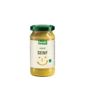 Byodo Mustard for Children, органическая горчица