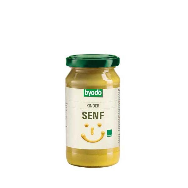 Byodo Mustard for Children