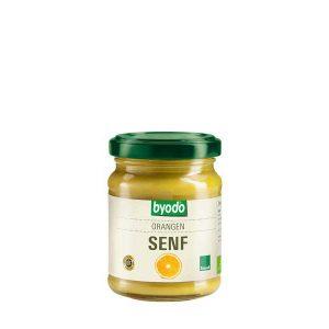 Byodo senf. горчица с апельсином, органическая горчица, киев. купить