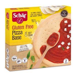 Dr.Schar Pizza Base, пицца без глютена, основа для пиццы без глютена