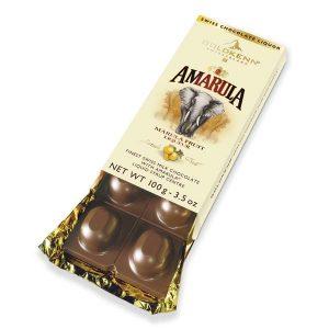 Goldkenn Amarula, шоколад с ликером, amarula, амарула, элитный шоколад, молочный шоколад, киев, купить