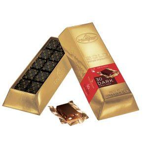 Goldkenn Goldbar Dark, черный шоколад, шоколад, шоколад слиток, шоколадный слиток, киев, купить