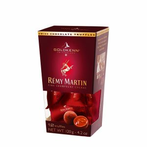 Goldkenn Remy Martin Truffles, реми мартин, конфеты, конфеты с ликером, трюфель, киев, купить