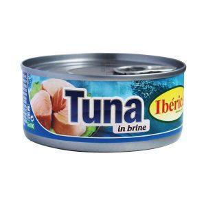 Iberica Tuna in Brine, тунец в собственном соку, иберика тунец, иберика, украина, киев, купить