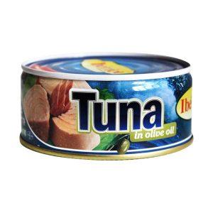 Iberica Tuna in Olive Oil, иберика, тунец, тунец в масле, тунец в оливковом масле, рыба иберика, иберика украина, киев, купить