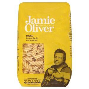 Jamie Oliver Fusilli, макароны, паста, Джейми Оливер, органические макароны, органическая паста, киев, купить