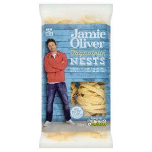Jamie Oliver Tagliatelle Nests, лапша, паста, макароны, Джейми Оливер, органические макароны, органическая паста, киев, купить