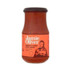 Jamie Oliver Tomato Chilli Pasta Sauce, соус, соус для пасты, соус чили, паста, Джейми Оливер