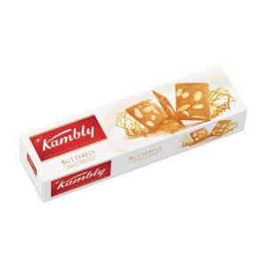 Kambly Butterfly, печенье, печенье с мигдалем, kambly, киев, купить