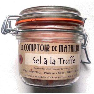 Le comptoir de mathilde sel a la truffe, соль, гималайская соль, гималайская соль украина, соль купить, соль с трюфелем, киев, купить