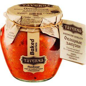 Пинджур Taverna, баклажанная икра, украина, купить, таверна, киев