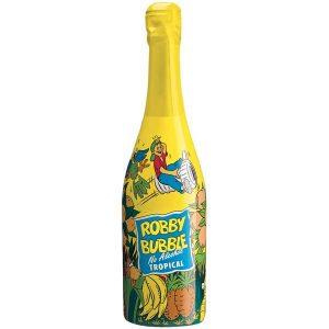 Robby Bubble Tropical, детское шампанское, детский напиток