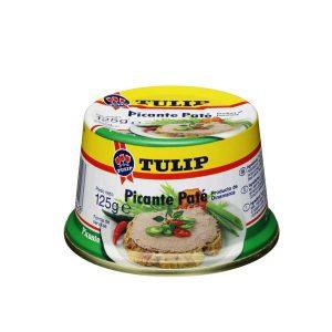Tulip Picante Pate, паштет, печеночный паштет, консервированный паштет, tulip, острый паштет, киев. купить