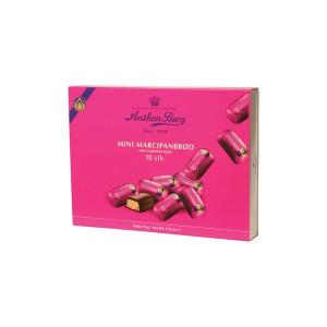 Anthon Berg Mini Marzipan Box, марципановые батончики, марципан, марципановые конфеты, антон берг, купить, киев, украина