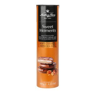 Anthon Berg Sweet Moments Soft Caramel, конфеты с карамелью, Антон Берг, карамель, премиальные конфеты, киев, украина