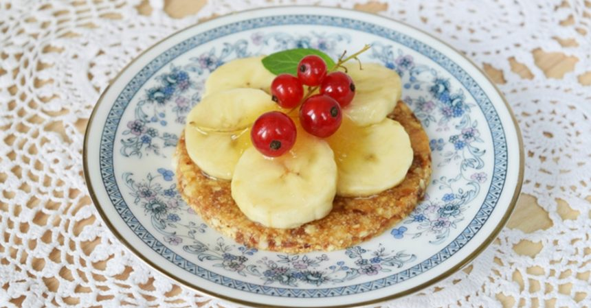 быстрый десерт, легкий рецепт, приготовить, десерт с бананом, печенье, легкий рецепт