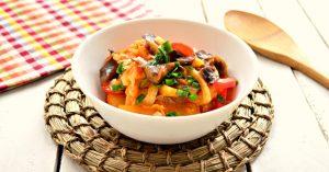 овощное рагу, рагу с грибами рецепт