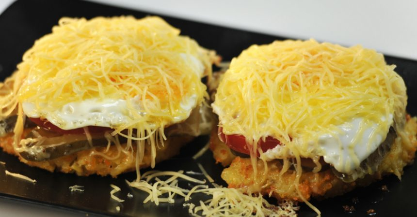 картофельные котлеты, приготовить, рецепт