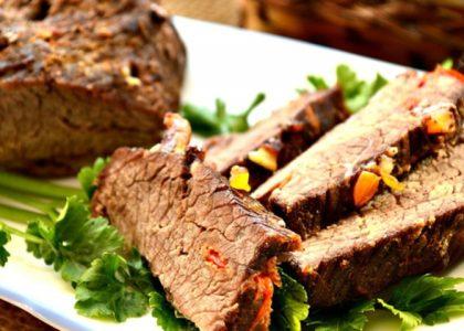 закуска из говядины, рецепты, приготовить, украина