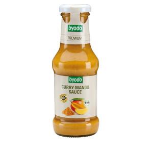Byodo Curry-Mango Sauce, соус, без глютена, кари, купить, Украина, органический