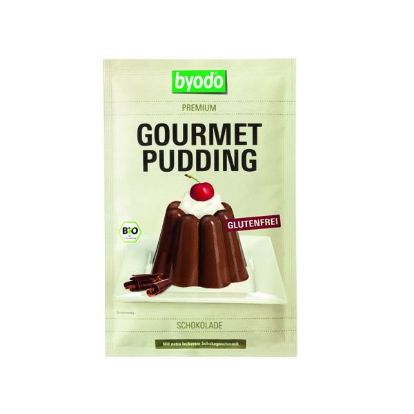 Byodo Gourmet Pudding Chocolate