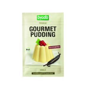 Byodo Gourmet Pudding Vanilla, пудинг, без глютена, Украина, купить