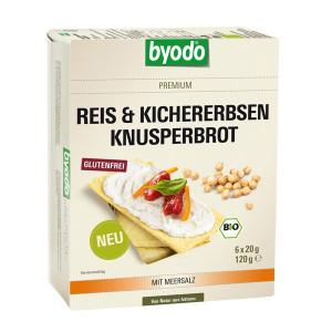 Byodo Reis und Kichererbsen, рисовые хлебцы, нут, хлебцы, без глютена, глютен, gluten, glutenfree, купить, Украина