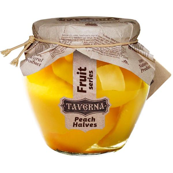 Персики в сиропе Taverna